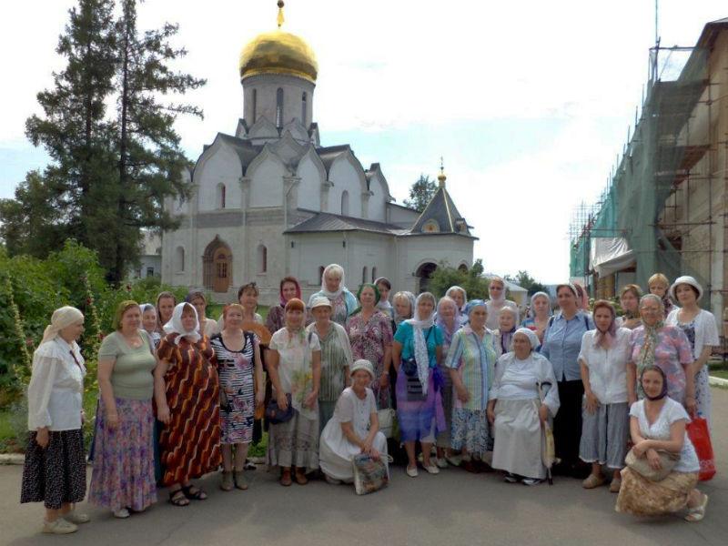 СаввиноСторожевский монастырь