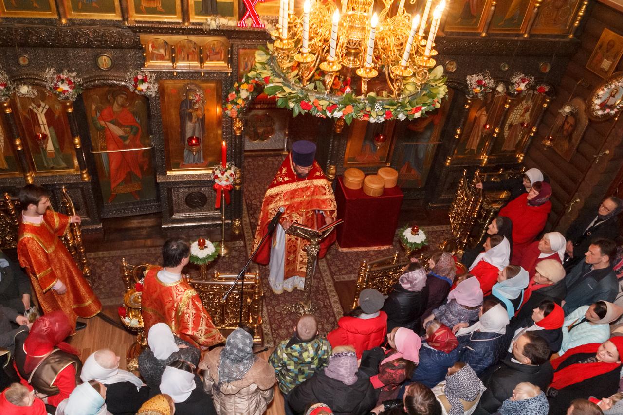 Пасхальное обращение епископа Выборгского и Приозерского Игнатия